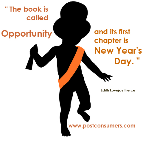 opportunity new years quote