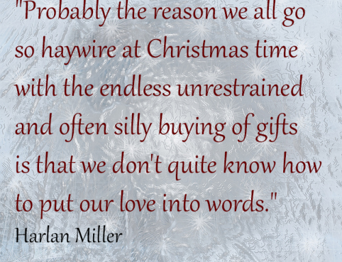 Our Favorite Christmas Consumer Quotes: Speak Your Love