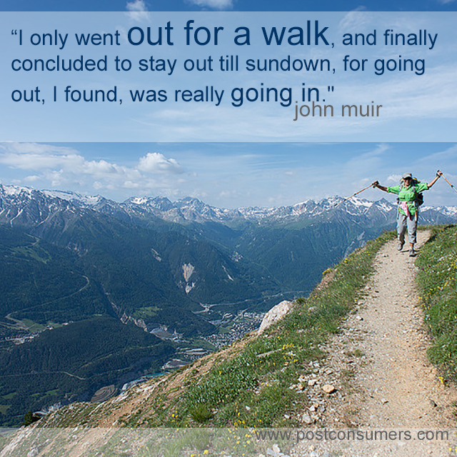 Favorite John Muir Quotes Going Out And Going In