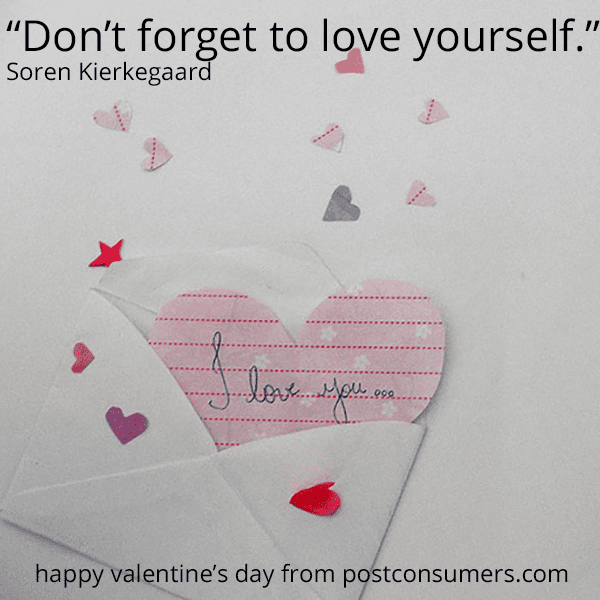 Favorite Valentineu0027s Day Quotes: Love Yourself, Too