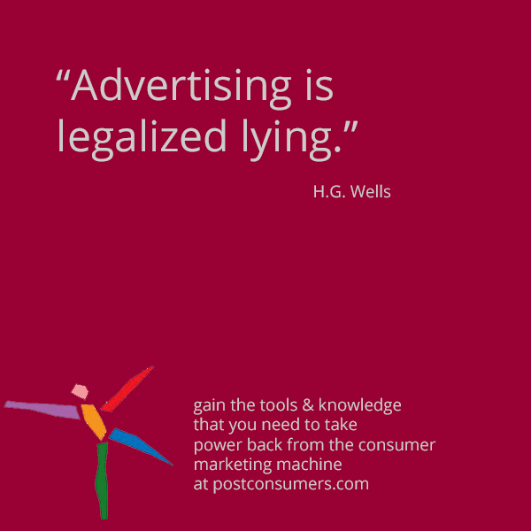 advertising is a legal lying Because it's perfectly legal to lie in political advertising and because those messages impact voters' beliefs, this is an issue that leads to broad public misconceptions.