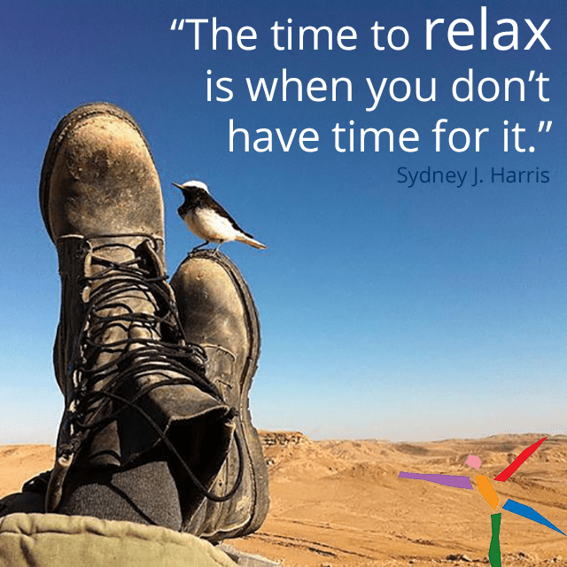 De Stress Inspiration Favorite Quotes The Time To Relax Postconsumers