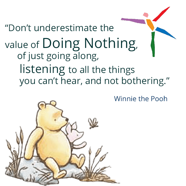 De Stress Inspiration Favorite Quotes Winnie The Pooh Postconsumers
