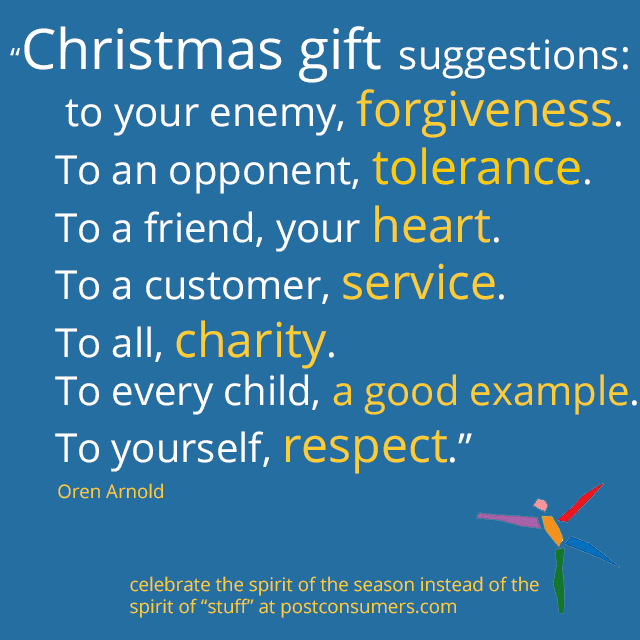 Favorite Christmas Quotes: Gift Suggestions for Everybody ...