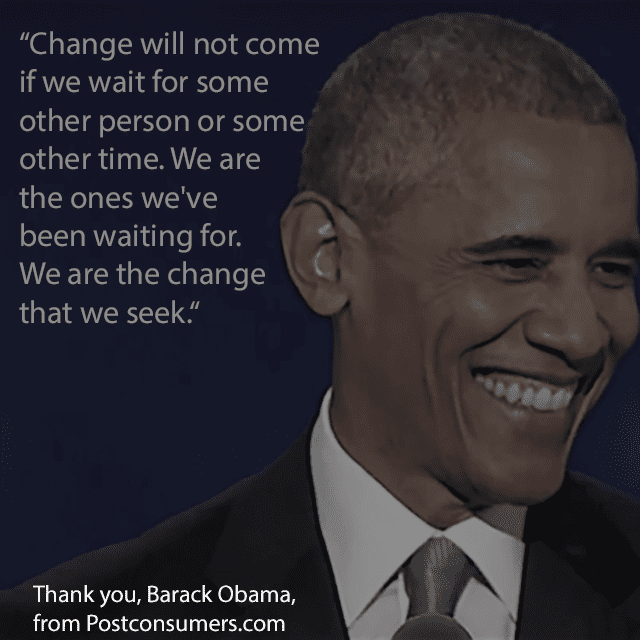 Waiting For Someone Who Will Never Come Quotes: Favorite President Barack Obama Quotes: We Are The Ones We