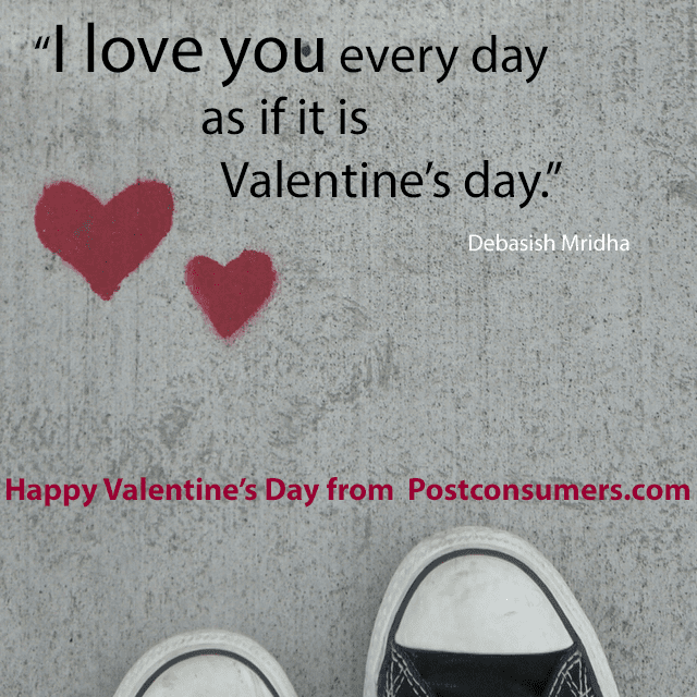Favorite Valentine Quotes Love Every Day