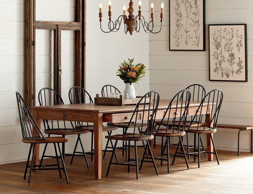 When Buying a New Dining Room Table Means Buying Everything Else New