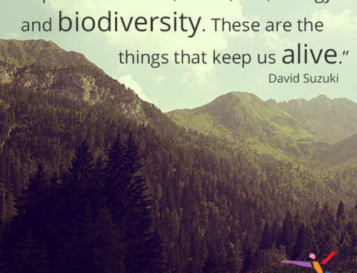 Favorite Biodiversity Quotes: The Things That Keep Us Alive