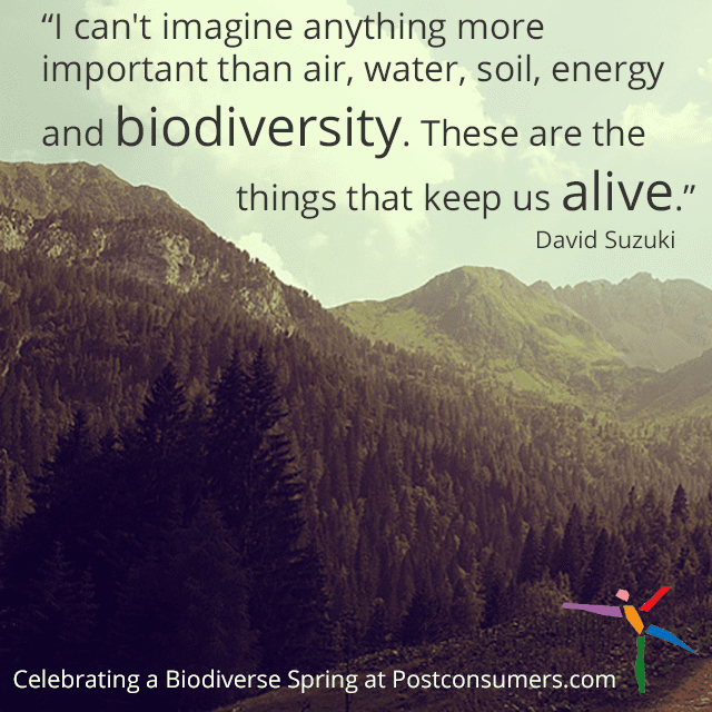 Favorite Biodiversity Quotes The Past And The Future Postconsumers